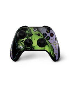 Hulk Xbox One X Controller Skin