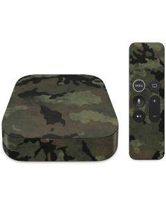 Hunting Camo Apple TV Skin
