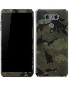 Hunting Camo LG G6 Skin