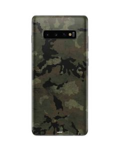 Hunting Camo Galaxy S10 Plus Skin