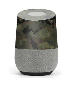 Hunting Camo Google Home Skin