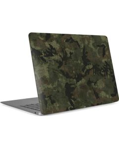 Hunting Camo Apple MacBook Air Skin