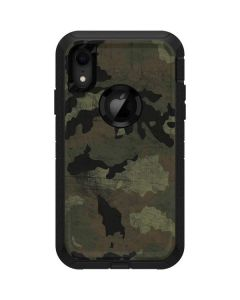 Hunting Camo Otterbox Defender iPhone Skin
