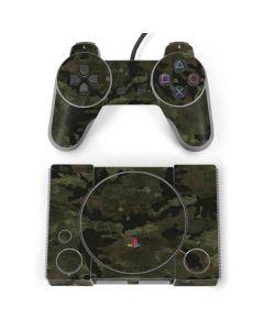Hunting Camo PlayStation Classic Bundle Skin