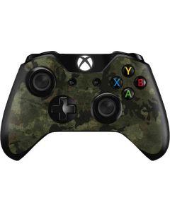 Hunting Camo Xbox One Controller Skin