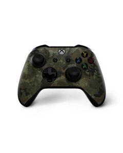 Hunting Camo Xbox One X Controller Skin