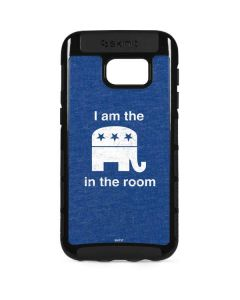 I Am In The Room Galaxy S7 Edge Cargo Case