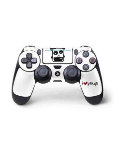 i HEART panda PS4 Pro/Slim Controller Skin