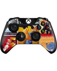 I Yam What I Yam Xbox One Controller Skin