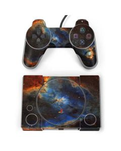 IC 1805 The Heart Nebula in Cassiopeia PlayStation Classic Bundle Skin
