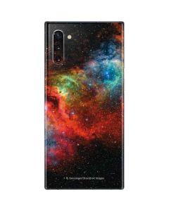 IC 1848 the Soul Nebula Galaxy Note 10 Skin