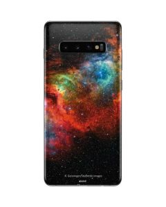 IC 1848 the Soul Nebula Galaxy S10 Plus Skin