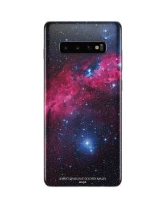 IC 2177 The Seagull Nebula Galaxy S10 Plus Skin