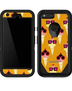 Ice Cream with Shades Otterbox Defender Pixel Skin