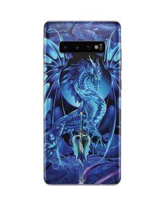 Ice Dragon Galaxy S10 Plus Skin