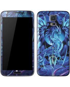 Ice Dragon Galaxy S5 Skin