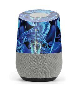 Ice Dragon Google Home Skin