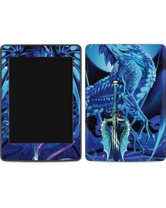 Ice Dragon Amazon Kindle Skin