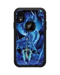Ice Dragon Otterbox Defender iPhone Skin