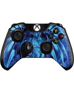 Ice Dragon Xbox One Controller Skin