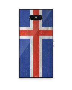 Iceland Flag Distressed Razer Phone 2 Skin
