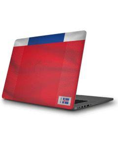 Iceland Soccer Flag Apple MacBook Pro Skin