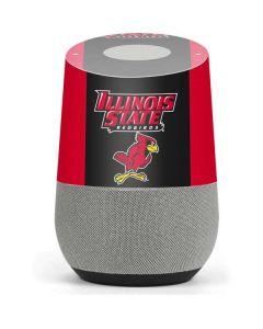 Illinois State Reggie Redbird Google Home Skin