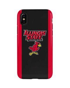 Illinois State Reggie Redbird iPhone XS Pro Case