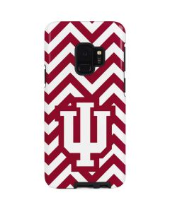 Indiana Chevron Print Galaxy S9 Pro Case