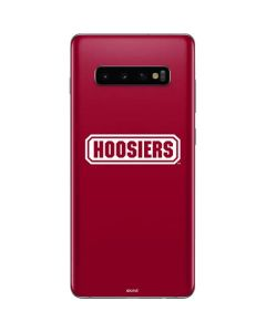 Indiana Hoosiers Galaxy S10 Plus Skin