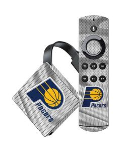 Indiana Pacers Away Jersey Amazon Fire TV Skin