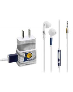 Indiana Pacers Away Jersey Phone Charger Skin