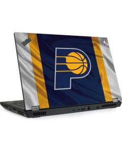 Indiana Pacers Away Jersey Lenovo ThinkPad Skin