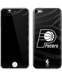 Indiana Pacers Black Animal Print Apple iPod Skin