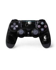 Indiana Pacers Black Animal Print PS4 Pro/Slim Controller Skin