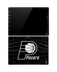 Indiana Pacers Black Animal Print Surface Pro 4 Skin