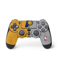 Indiana Pacers Canvas PS4 Pro/Slim Controller Skin