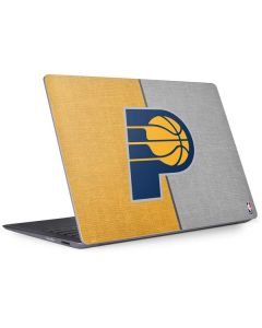 Indiana Pacers Canvas Surface Laptop 2 Skin