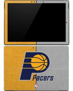 Indiana Pacers Canvas Surface Pro 4 Skin