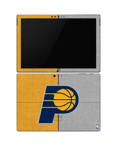 Indiana Pacers Canvas Surface Pro 6 Skin