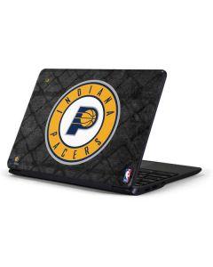 Indiana Pacers Dark Rust Samsung Chromebook Skin