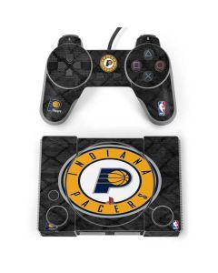 Indiana Pacers Dark Rust PlayStation Classic Bundle Skin