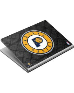 Indiana Pacers Dark Rust Surface Book Skin