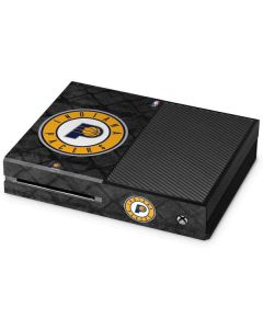 Indiana Pacers Dark Rust Xbox One Console Skin