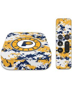 Indiana Pacers Digi Camo Apple TV Skin