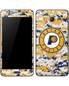 Indiana Pacers Digi Camo Galaxy Grand Prime Skin
