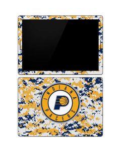 Indiana Pacers Digi Camo Google Pixel Slate Skin