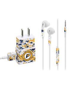 Indiana Pacers Digi Camo Phone Charger Skin