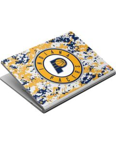Indiana Pacers Digi Camo Surface Book Skin