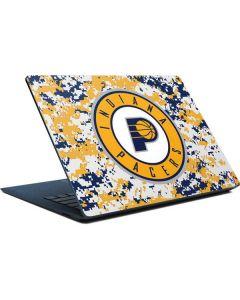 Indiana Pacers Digi Camo Surface Laptop Skin